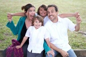 Our Crazy Fun Family!