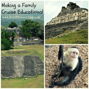 Make a Family Cruise Educational