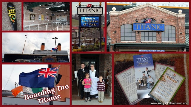 titanic collage 1