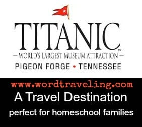 The Titanic Museum in Pigeon Forge – a guest post by Kathy Balman