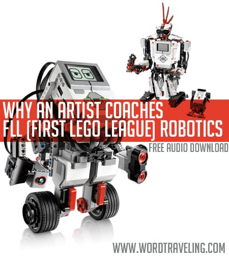 Learning Valuable Life Skills Through Lego Robotics Word Traveling