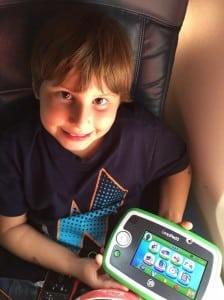 Five Favorite Things about the Fabulous Leap Pad 3- a Review by a Mommy & Son