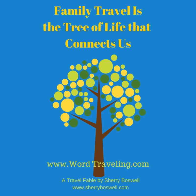 Travel Connects Us @WordTraveling.com #NTTW