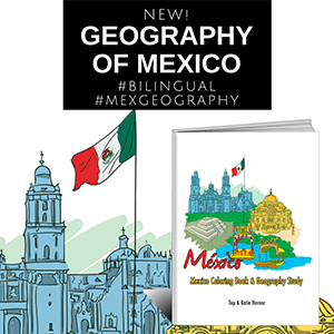 #Mexgeography book by ParadisePraises