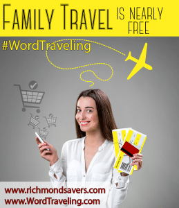 Travel Budget Tips: Travel is Nearly Free!