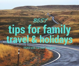 (VIDEO) Best Family Travel Tips & Secrets to Save Money on Family Trips & Holidays
