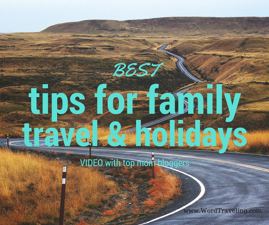video to save money on family trips and holidays
