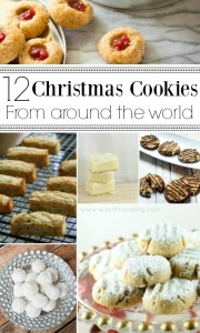 12 Christmas Cookie Recipes from Around the World