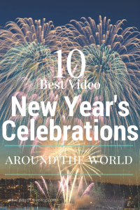 Top Ten New Year's Fireworks Celebrations around the World (VIDEO)