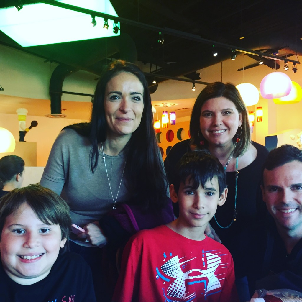 Eh Bee Family at LEGOLAND Florida