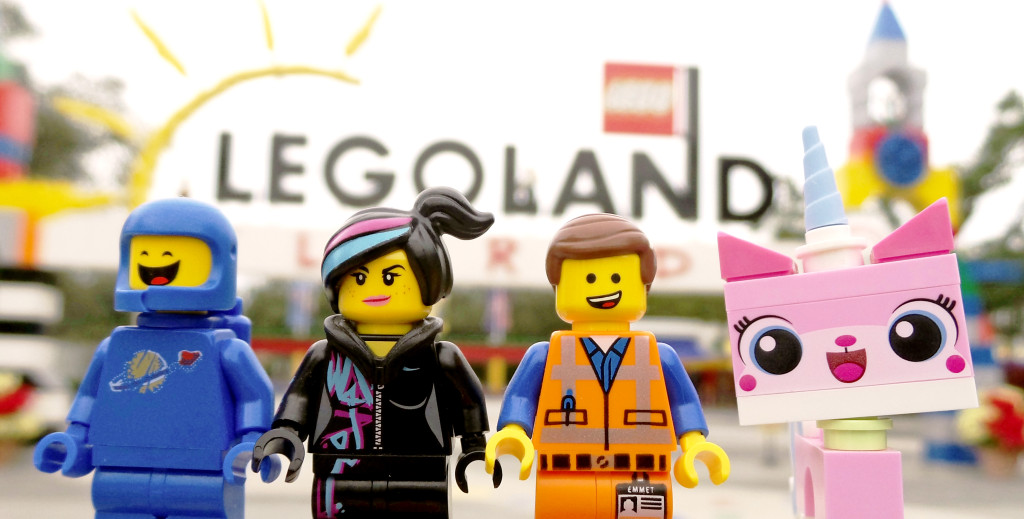 The LEGO Movie 4D Movie Weekends at LEGOLAND Florida