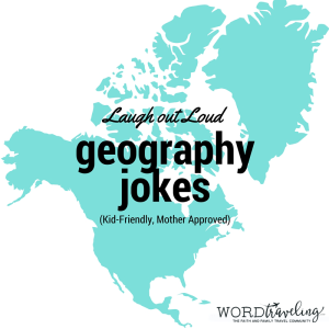 Funny Kid Friendly Geography Jokes