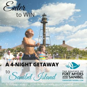 Win a Getaway to Sanibel