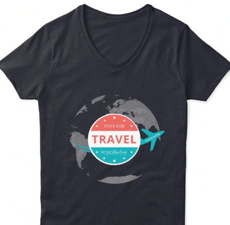 Travel Teeshirt