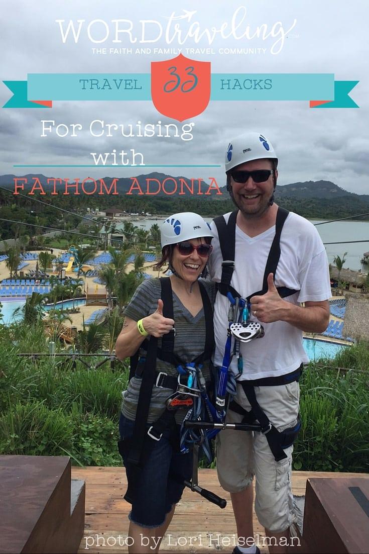 Fathom Adonia or Carnival Cruise in Dominican Republic travel tips hacks