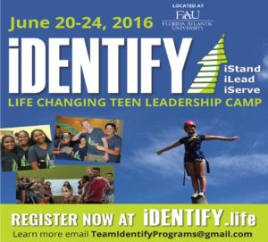 Teen leadership camp Florida