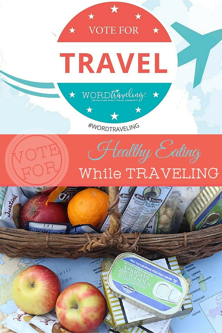 Healthy Eating while Traveling