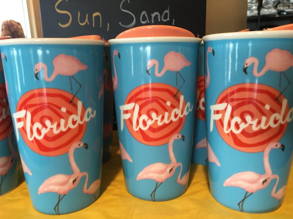 florida coffee cups