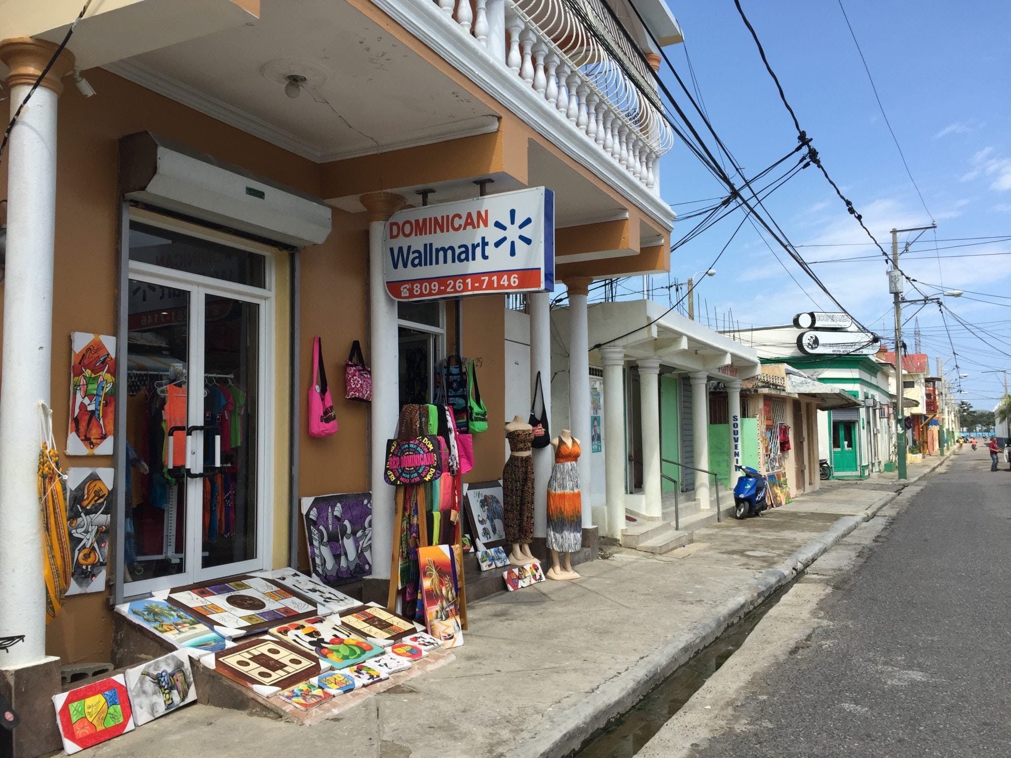 grocery store in puerto plata- fathom adonia