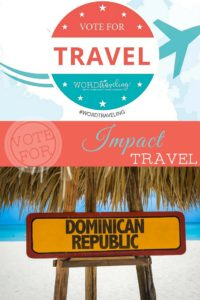 Vote For Impact Travel