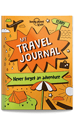 Lonely Planet's My Travel Journal