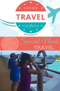Vote for Special Needs Family Travel
