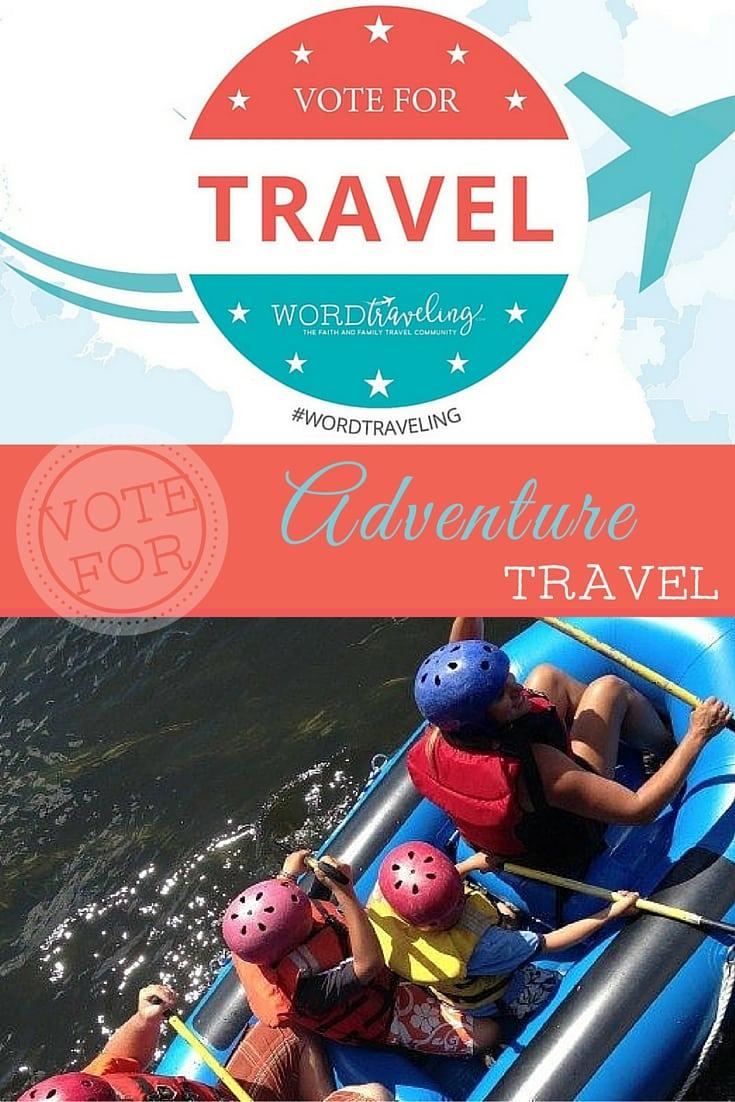 Vote for Advenutre Travel