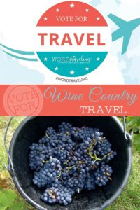 Vote for Wine Country Travel with Kids