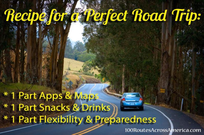 Road Trip Recipe