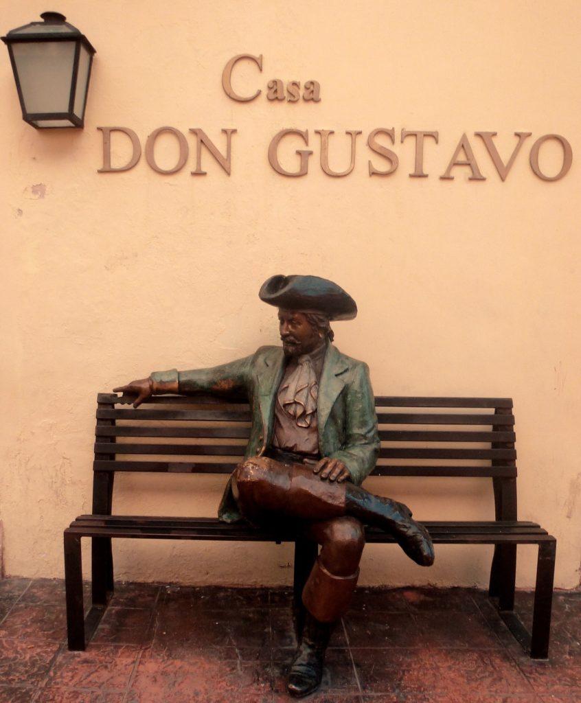 Casa Don Gustavo Hotel, Campeche, Mexico