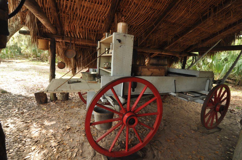 wagon Historic Travel