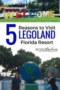 5 Reasons to Visit LEGOLAND Florida Resort