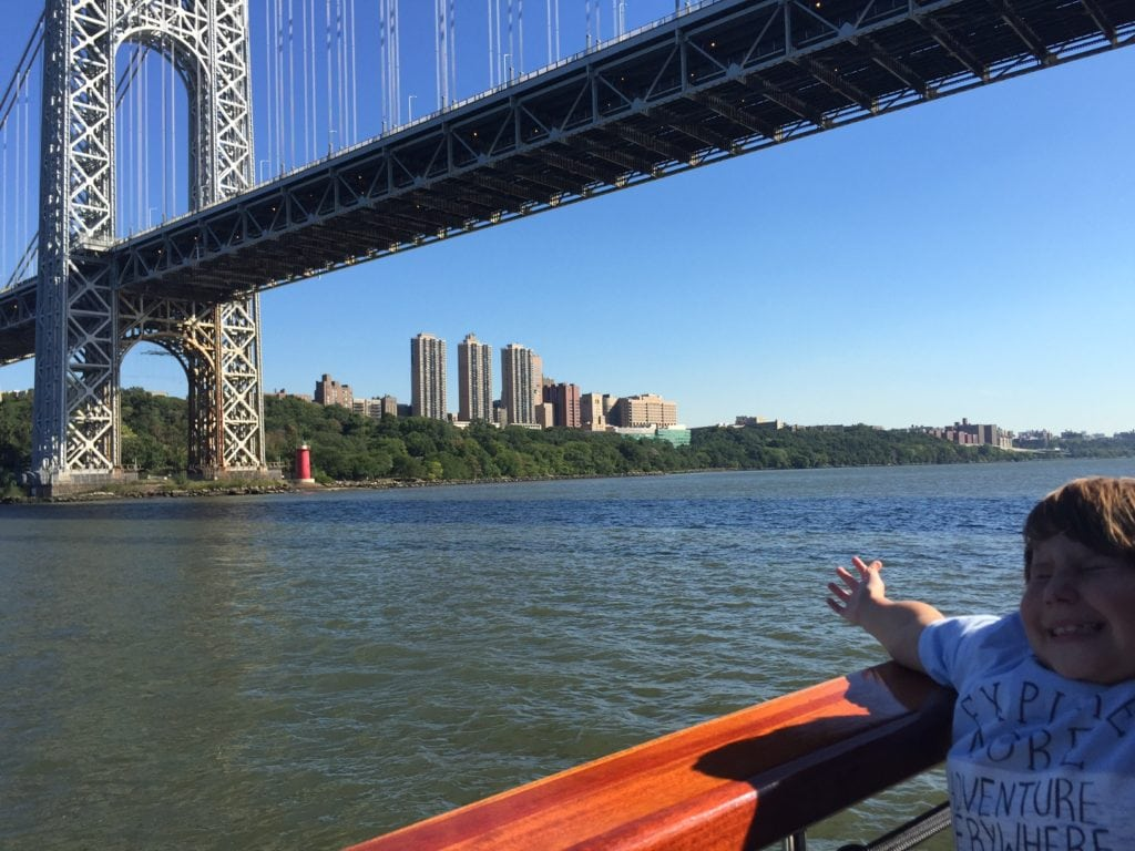 Bridges on architecture tour classic harbor line new york city