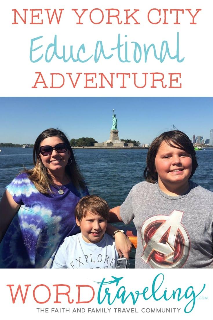 NYC Educational Travel 2016