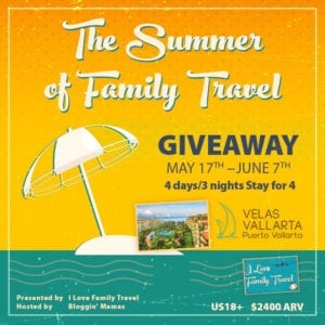 Win a Family Stay at Velas Vallarta in This Giveaway!