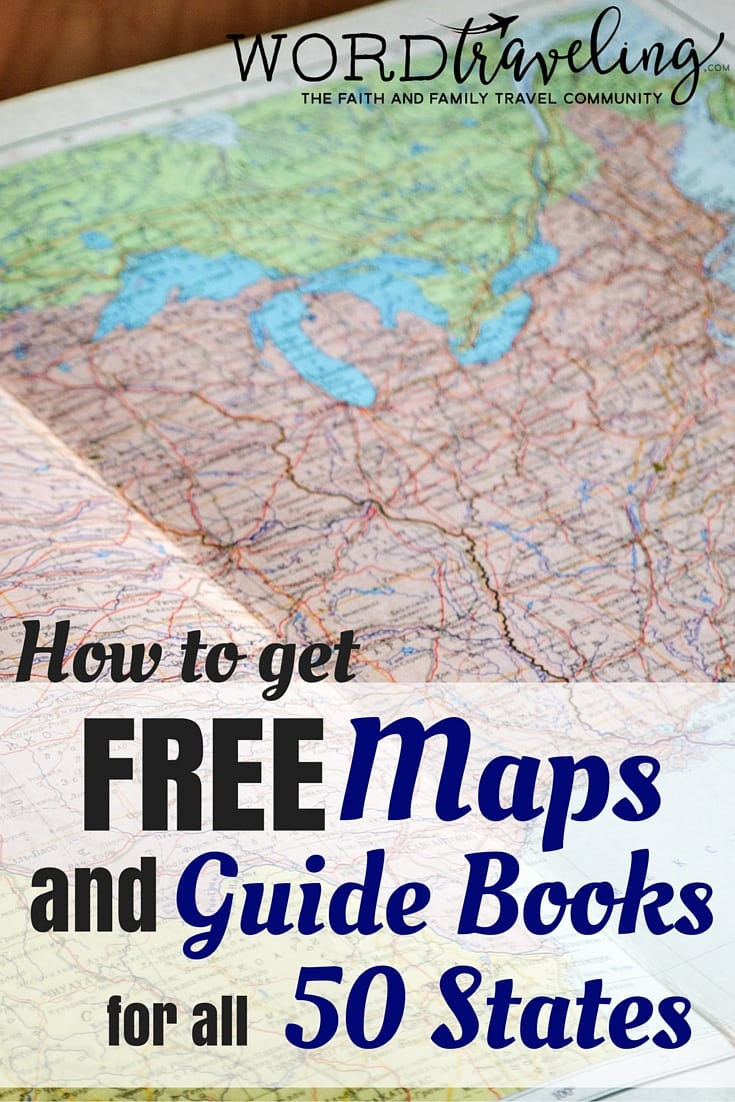 Free Maps And Travel Guides Of All  States The Ultimate - Map of the 50 states of usa