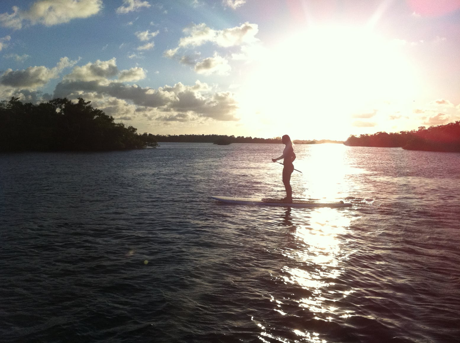 Family Friendly Things to Do in Jupiter, Florida Paddle-Kids Are A Trip
