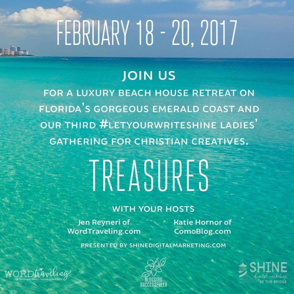 february 2017 christian ladies writing retreat florida
