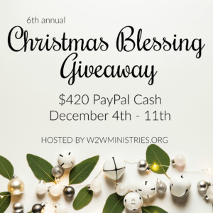 Reset for a Restful Christmas Rush (Giveaway)