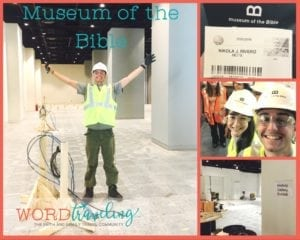 Museum of the Bible- Coming Soon to Washington, DC!
