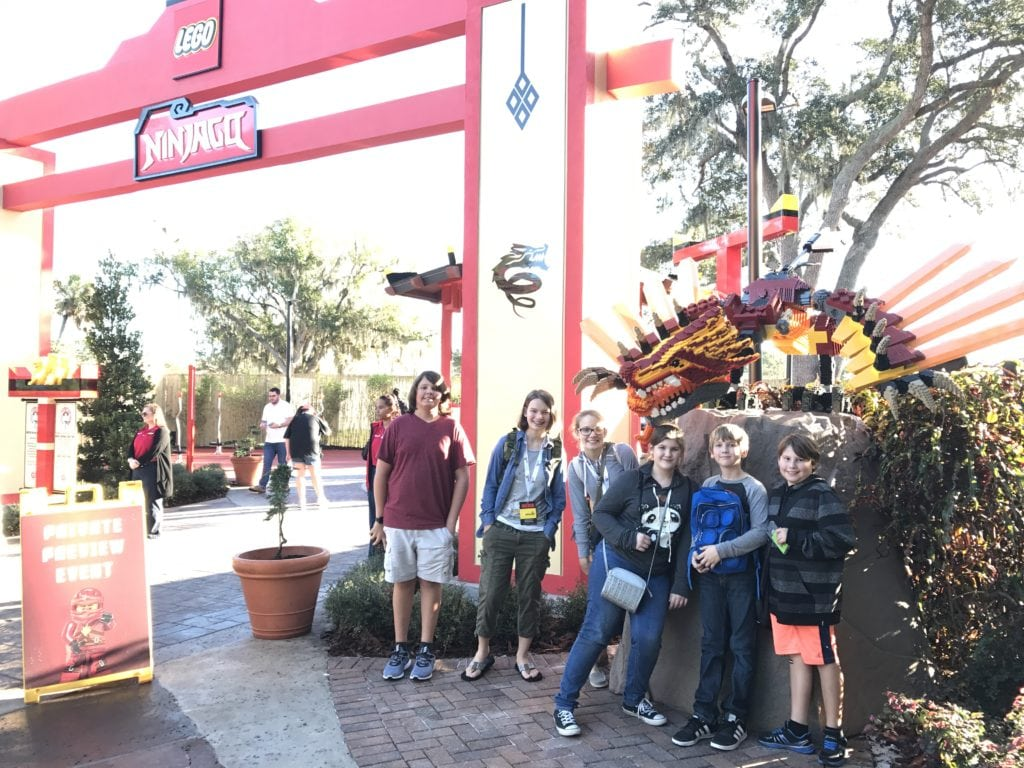 legolang florida ninjago world
