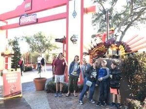 LEGOLAND Florida NINJAGO WORLD (VIDEO)