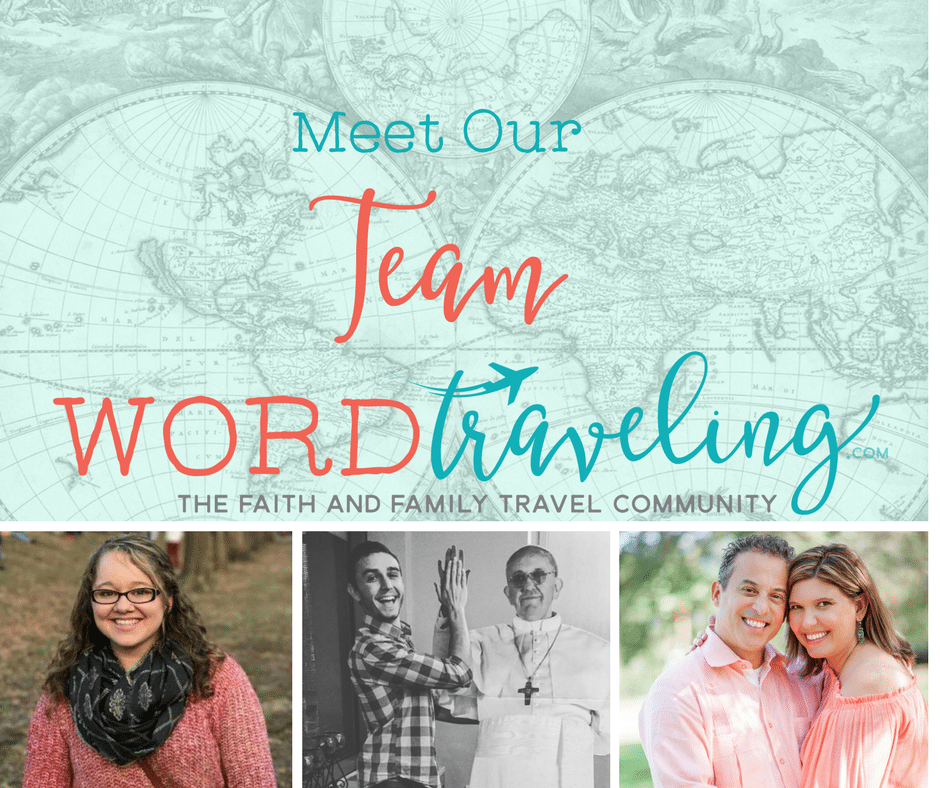 meet our word traveling tea