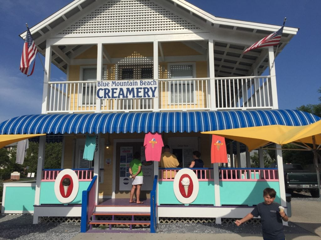 best ice cream on 30A