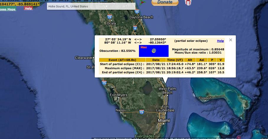 eclipse tracker map