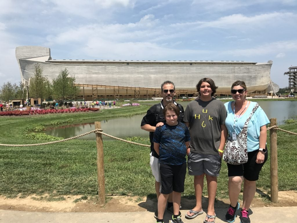 Ark Encounter Word Traveling