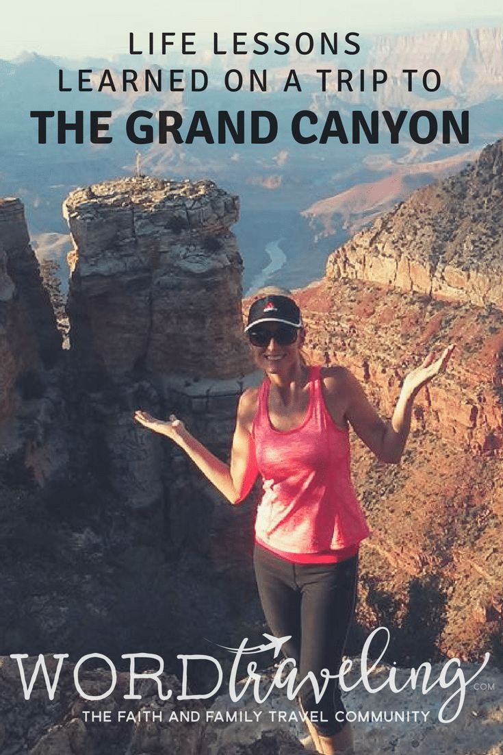 How deep is the Grand Canyon?