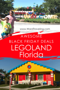Awesome Deals Await at Legoland, Florida for Black Friday