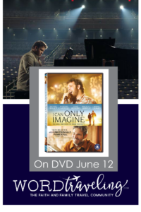 I Can Only Imagine- Coming to DVD June 12