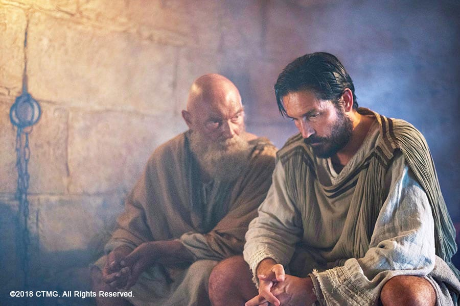 Paul: Apostle of Christ film